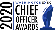2020 WashingtonExec Chief Officer Awards Logo