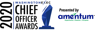2020 WashingtonExec Chief Officer Awards Logo